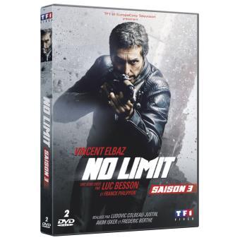 No LimitCoffret intégral de la Saison 3 DVD