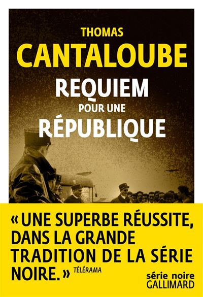 Requiem pour une République - 9782072787584 - 14,99 €