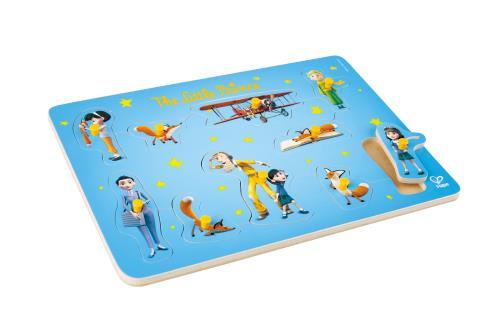 Puzzle Hape Le Petit Prince 10 Pièces