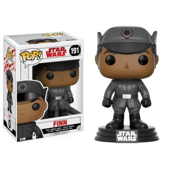 Figurine Funko Pop Star Wars Episode VIII The Last Jedi Finn