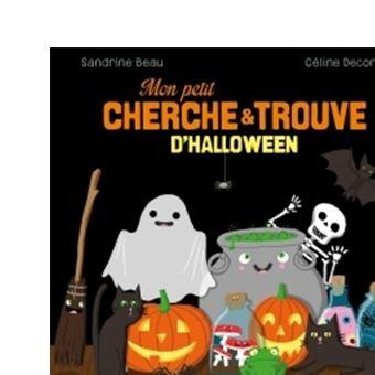 Mon Petit Cherche Et Trouve D Halloween