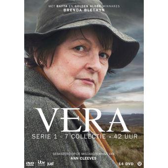 Vera - Seizoen 1-7 BOX NL