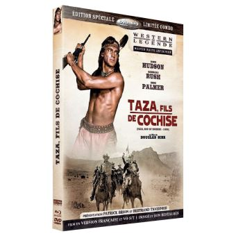 TAZA FILS DE COCHISE-FR-BLURAY+DVD
