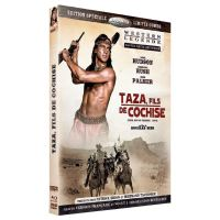 Taza, Fils de Cochise Combo Blu-ray DVD
