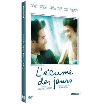 L'écume des jours DVD
