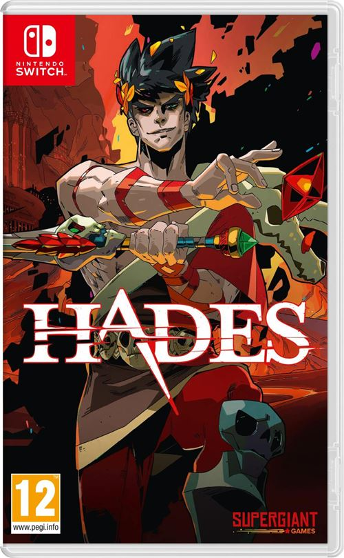 Hades Edition Collector Nintendo Switch