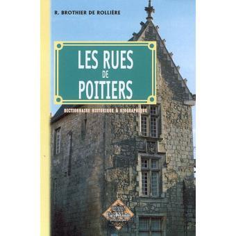 Rues de Poitiers