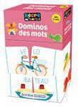 Carte Récré en'boîte Dominos des mots dès 5 ans
