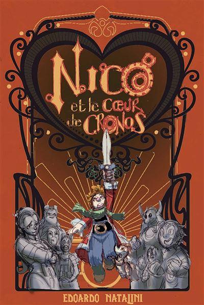 Nico et le Coeur de Cronos