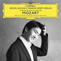 Piano Concerto number 20 Sonatas K 281 and K 332