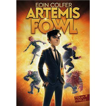 Artemis Fowl - Tome 1 - Artemis Fowl - Eoin Colfer, Jean-François ...