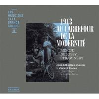 1913 au carrefour de la modernité