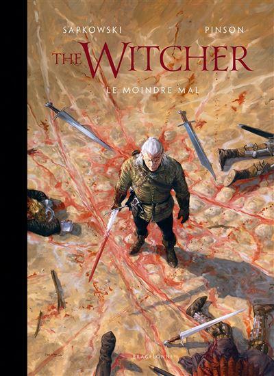 L'Univers du Sorceleur (Witcher) : The Witcher illustré : Le moindre mal