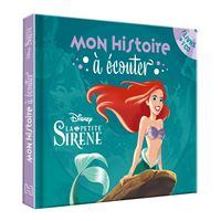 LA PETITE SIRENE - Mon Histoire à Écouter - L'histoire du film - Livre CD - Disney Princesses