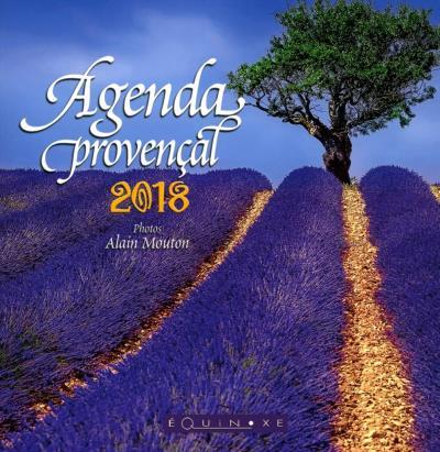 Agenda provençal 2018 Lavande