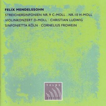 Violinkonzert D-moll/2 St