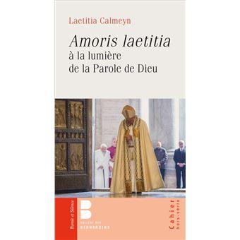 Amoris Laëtitia et la parole de Dieu