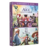 Alice au Pays des Merveilles, Alice de l'autre côté du miroir DVD