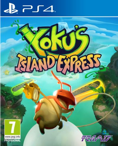 Yoku's Island Express PS4