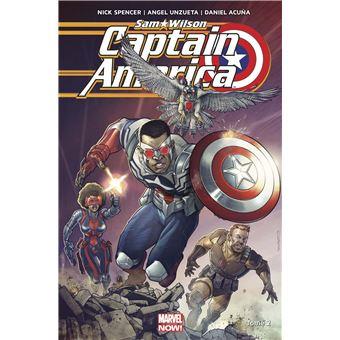 Captain AmericaSam Wilson