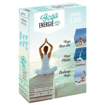 Yoga énergie DVD