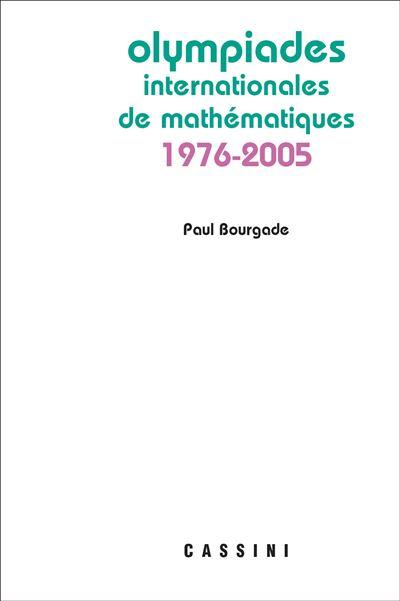 Annales des olympiades internationales de mathématiques
