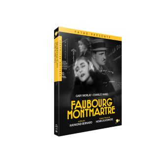 Faubourg Montmartre Edition Limitée Blu-ray