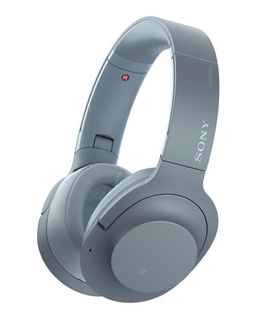 Casque Bluetooth à réduction de bruit Sony h.ear on 2 WH-H900N Bleu