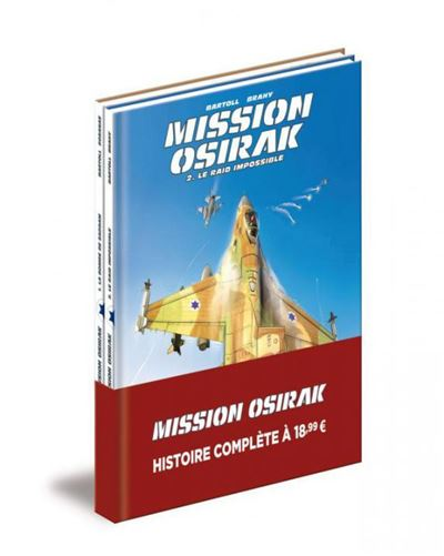 Pack mission osirak