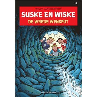 Suske en WiskeDe wrede wensput