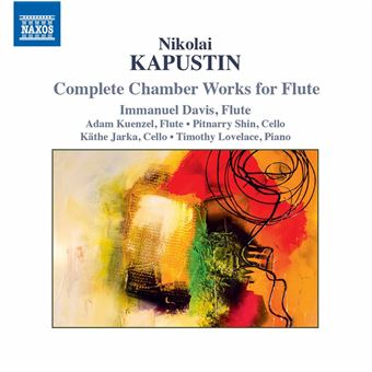 COMPLETE CHAMBER WORKS FOR FLUTE