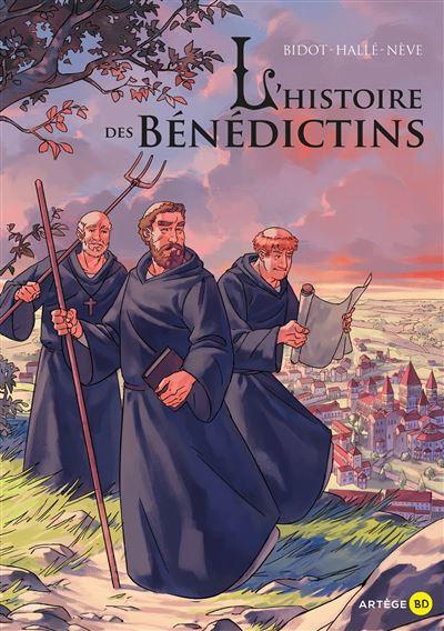 L'histoire des Bénédictins