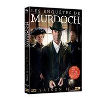Les Enquêtes de Murdoch Saison 11 Volume 1 DVD