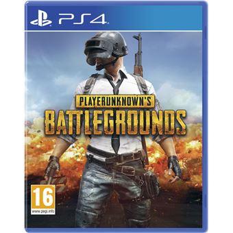 Playerunknown's battlegrounds FR/NL PS4
