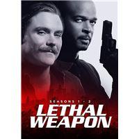 Coffret Lethal Weapon Saisons 1 et 2 DVD