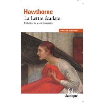 la lettre livre La lettre écarlate   Nathaniel Hawthorne   Achat Livre ou ebook | fnac la lettre livre