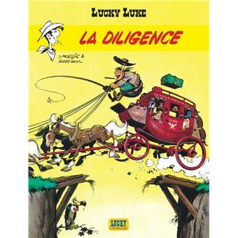 Lucky LukeLucky Luke - La Diligence