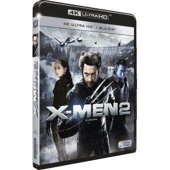 X-MenX-Men 2 Blu-ray 4K Ultra HD