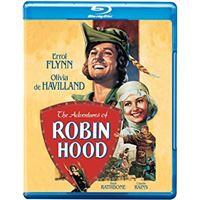 Les aventures de Robin des Bois Blu-Ray (Zone A)
