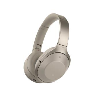 Casque Audio Sony Mdr 1000x Sans Fil Or Casque Audio Achat