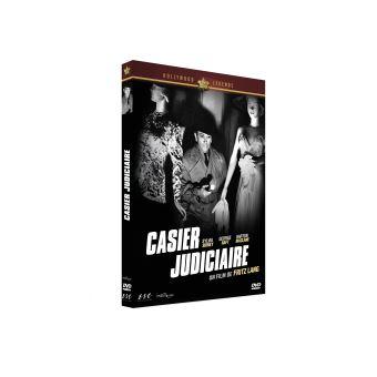 CASIER JUDICIAIRE-FR