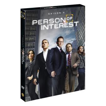 Person of InterestPerson of interest Saison 4 DVD