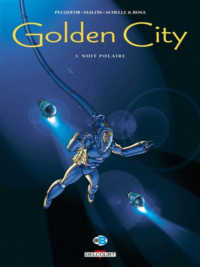 Golden city t03 nuit polaire
