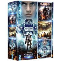 Coffret Fantastique 3 films DVD