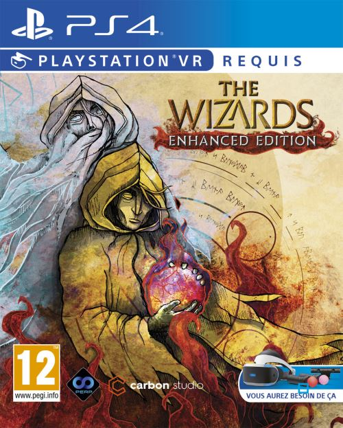 The Wizards Enhanced Edition PS4