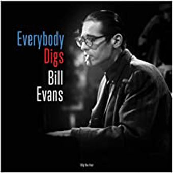 EVERYBODY DIGS/LP