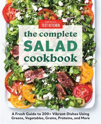 The Complete Salad Cookbook
