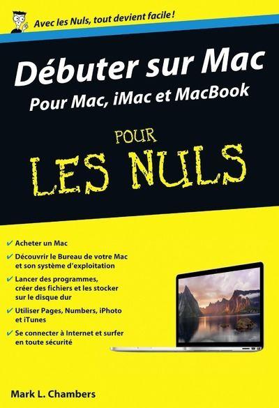 Débuter sur mac poche pour les nuls - First Interactive