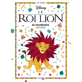 Le Roi Lion Grand Bloc Coloriages
