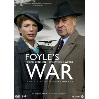 Foyle's War - Complete Collection -NL